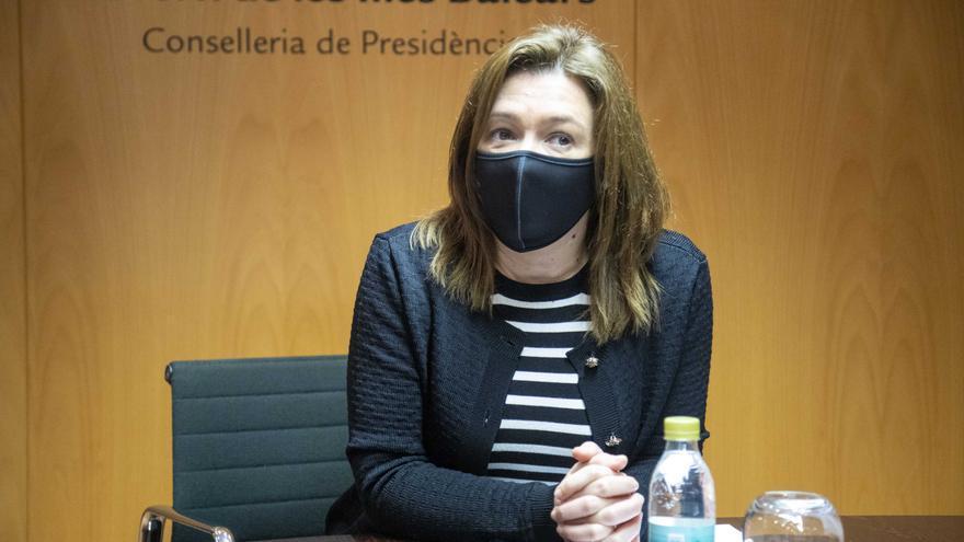 Mercedes Garrido: «Volvería a rescatar el túnel de Sóller, fue una buena decisión»