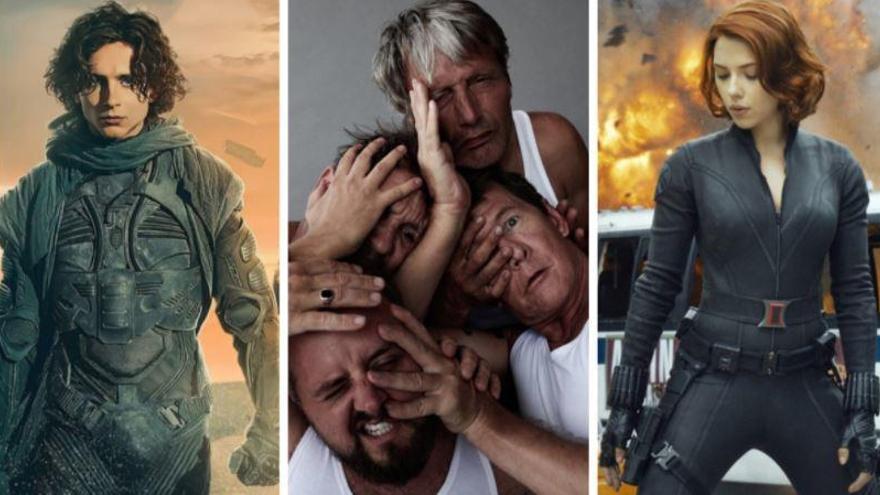 Les 15 estrenes de cine més esperades del 2021
