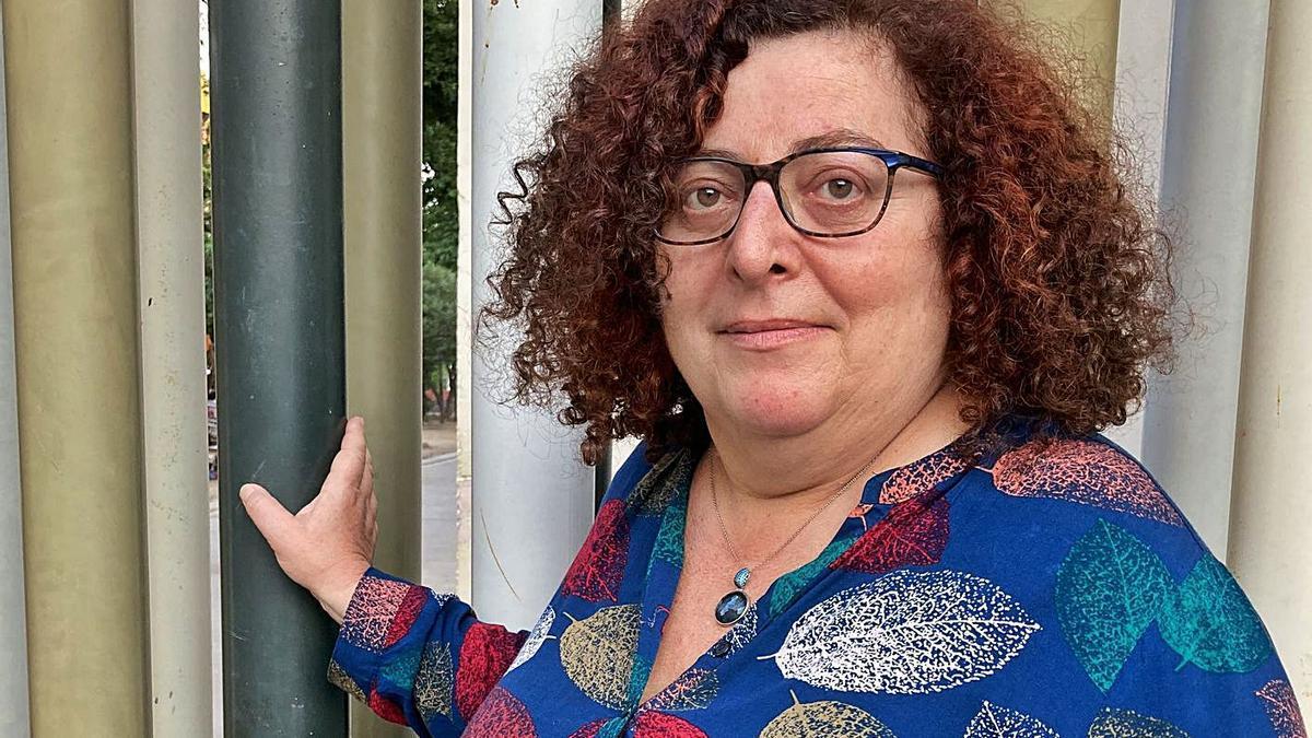 Olga Tribulietx és una de les professores més motivadores que mai podreu trobar