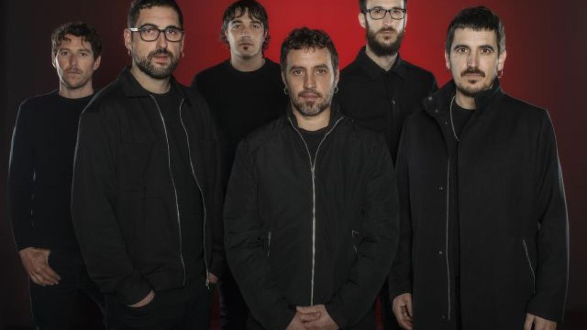 La banda ZOO, procedente de La Safor.