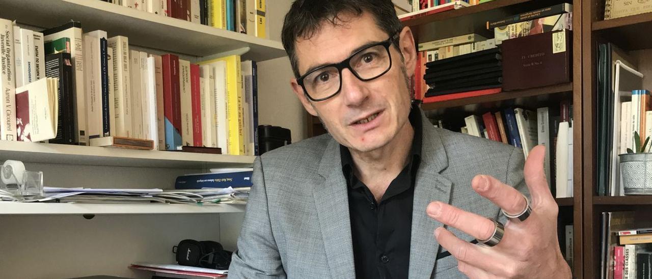 Laurent Bonelli.