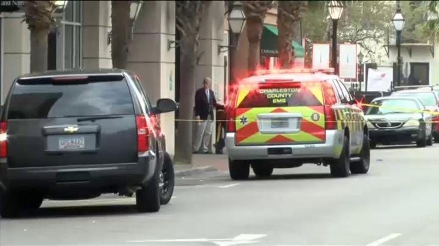 Un tiroteo en Charleston deja una persona fallecida