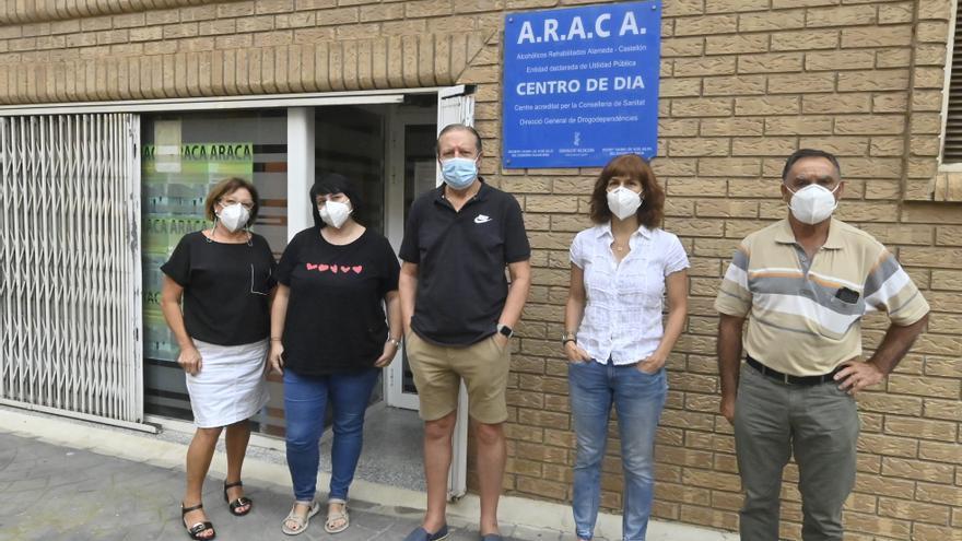La asociación Araca organiza un taller para impulsar el desempeño laboral de personas alcohólicas