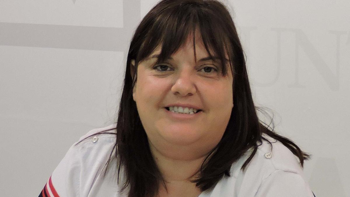 La concejala de Sanidad de Dénia, Cristina Morera