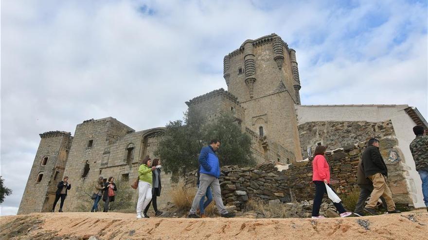 Castillo de Belalcázar: la joya del norte
