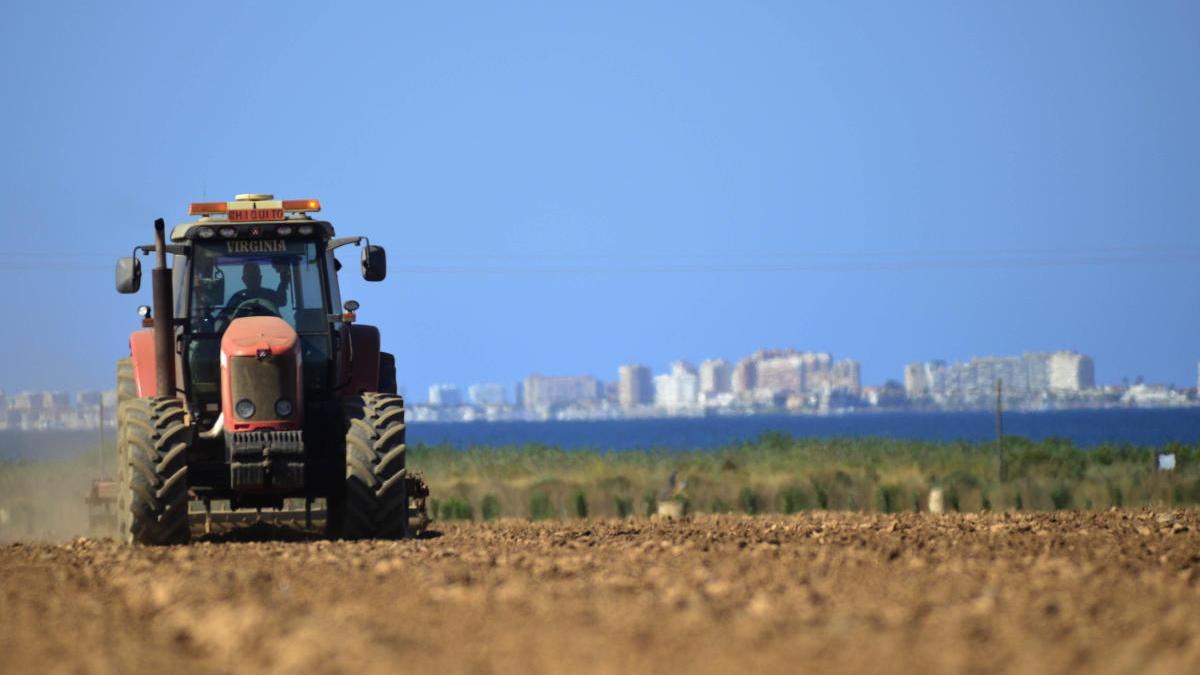 Las 10 quejas que los agricultores tienen ante la Ley del Mar Menor