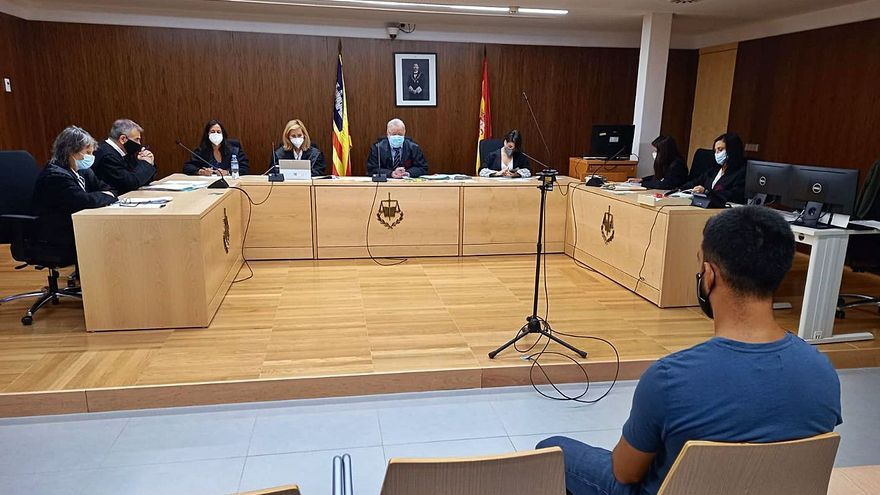 Una abogada admite que su cliente abusó sexualmente de una niña de cinco años en Ibiza