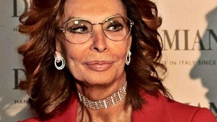 "Sophia Loren Regresa a la pantalla con ""La vida por delante"" - Levante-EMV"