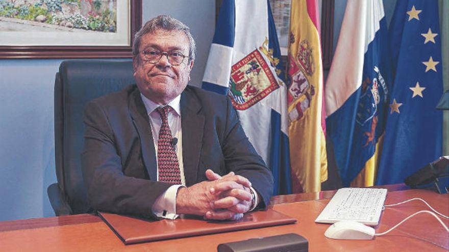 Pérez-Camacho: «En el concurso del Bar Atlántico primó la mejor oferta para los intereses y la imagen del Casino»