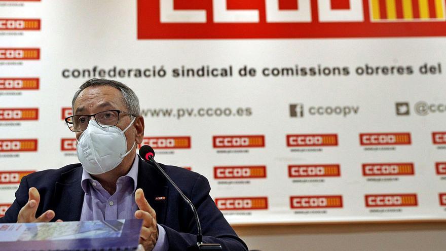 Arturo León abre la puerta a volver a liderar CC OO pese a dimitir por la vacuna
