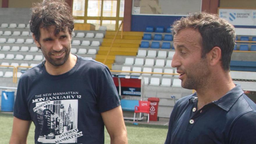 El Deportivo cierra el regreso de Valerón para el Fabril y de Fran para el fútbol base