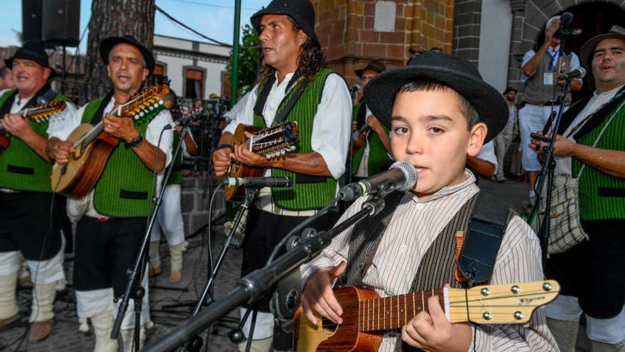 Niños grancanarios pondrán voz a las décimas de la Virgen del Pino