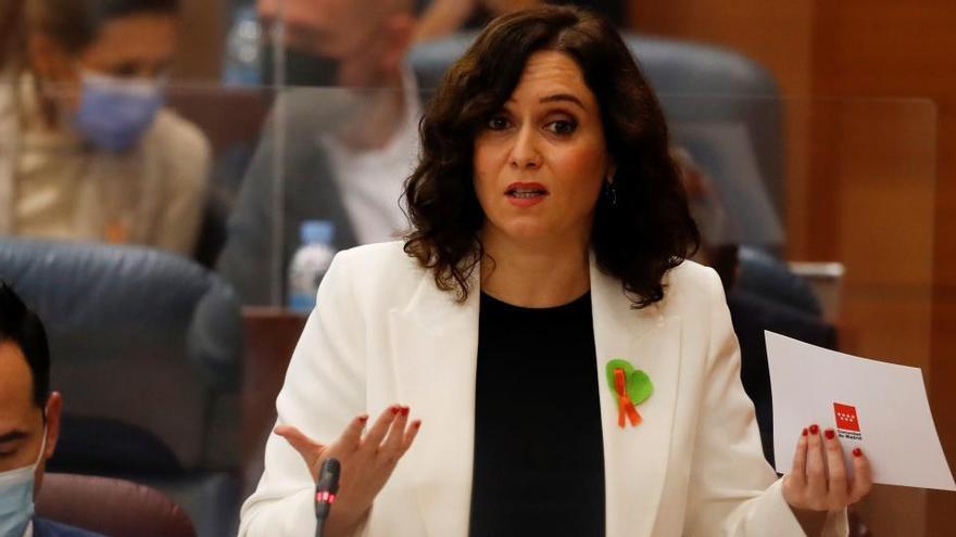 Madrid implantará la 'cartilla Covid' en los próximos días
