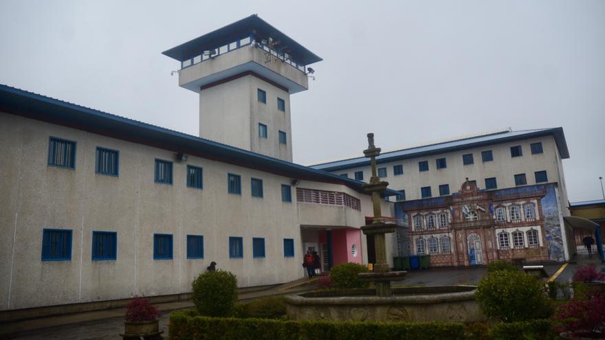 Funcionarios de la cárcel de A Lama denuncian una nueva agresión