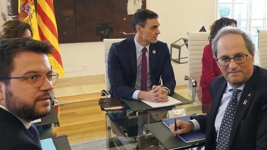 """ERC acusa a JxCat de """"desleal"""" por su 'no'"""