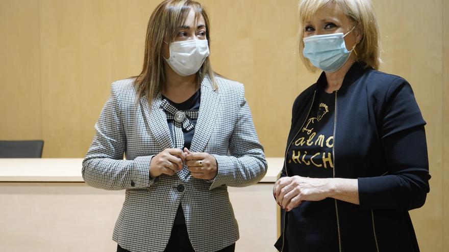 """Dos procuradoras de Zamora instan a la Junta a """"impulsar el aprovechamiento de la Silver Economy"""""""