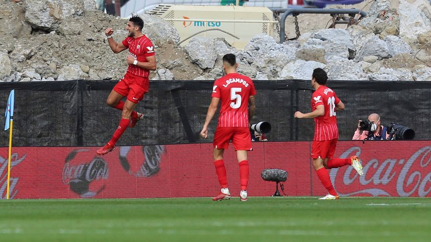 El motivo por el que Rafa Mir celebró su gol al Valencia
