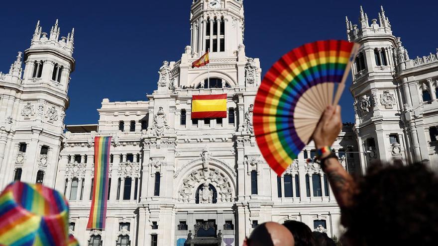 El 41% de los LGBTI en España ha sufrido acoso en el último año