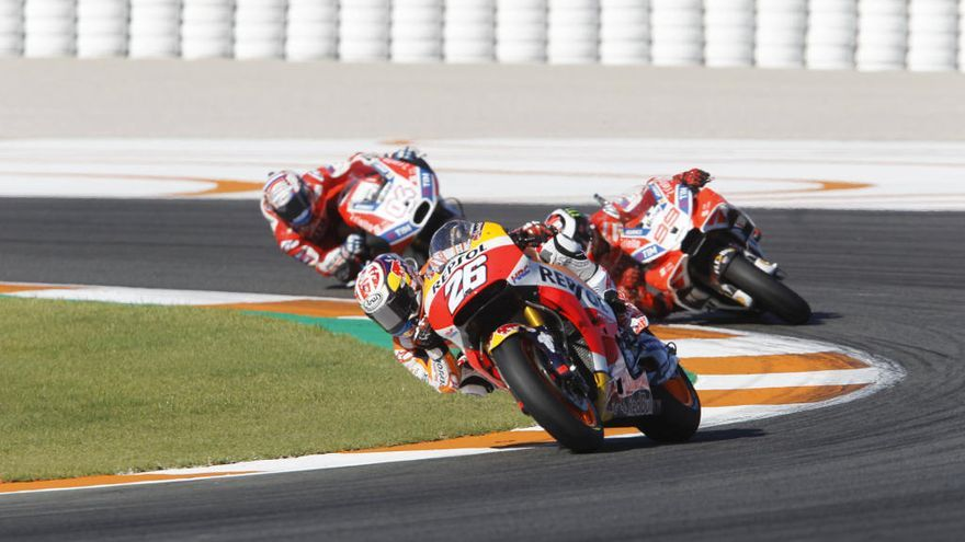 Dónde ver en directo el Gran Premio de Valencia de MotoGP 2019