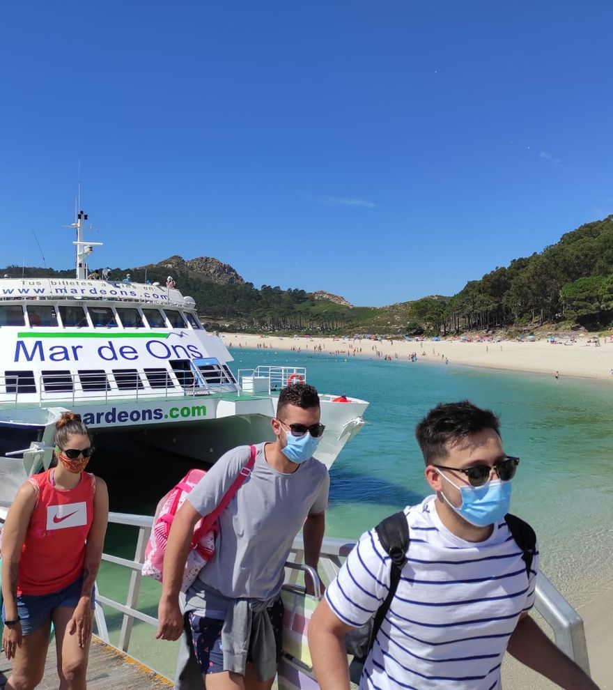 Semana Santa en Galicia | Vuelven los viajes a las Islas Cíes y Ons