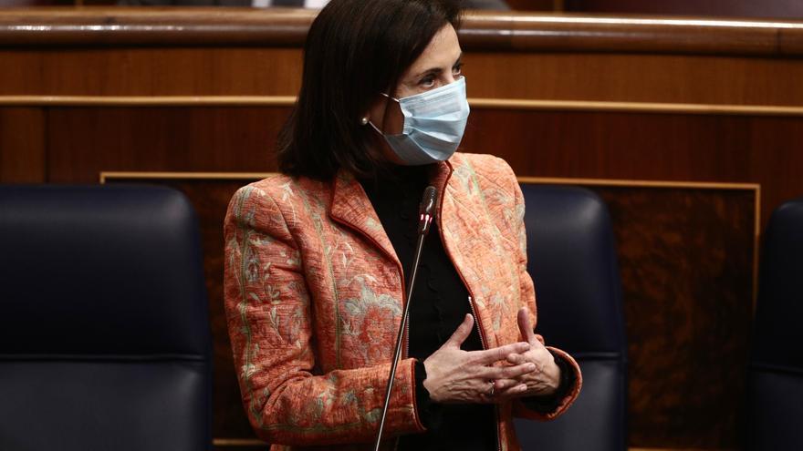 Margarita Robles dará explicaciones en el Congreso sobre el 'caso Ghali'