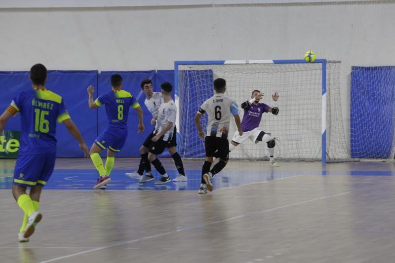 Partido de fútbol sala Iberia Toscal-Santa Coloma