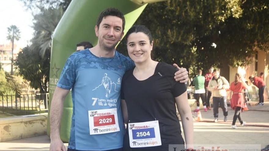 Héctor Varona y Raquel Ramínez, campeones en la carrera Save the Children
