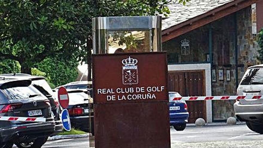 El club de golf de A Zapateira pide licencia de actividad tras 50 años abierto al público