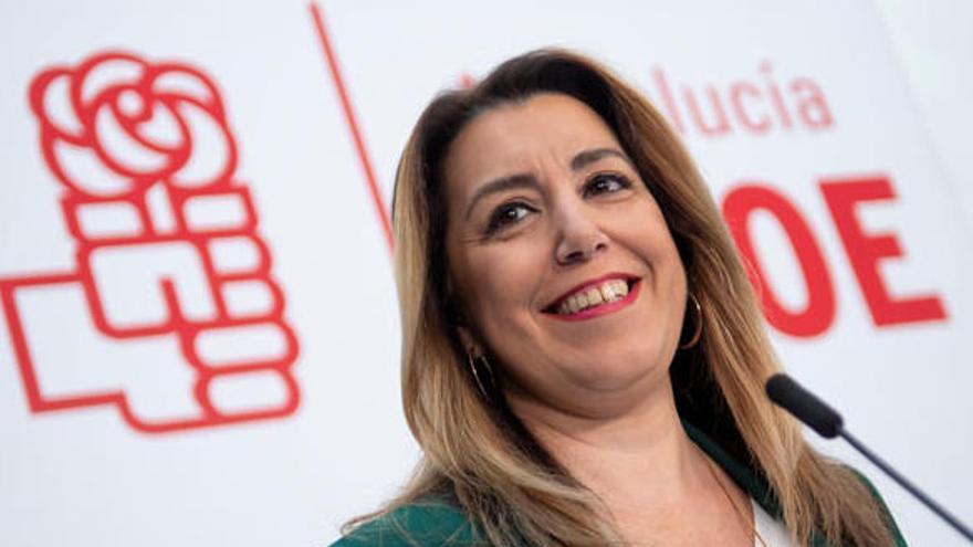 """PP y Cs exigen la dimisión inmediata de Susana Díaz """"por engañar a los andaluces"""""""
