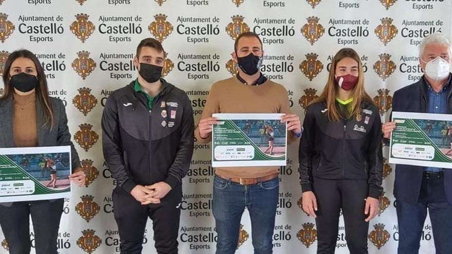Castelló acoge el Nacional de Invierno de lanzamientos