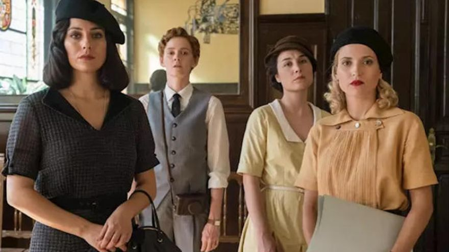 Netflix pone fecha al adiós de 'Las chicas del cable'