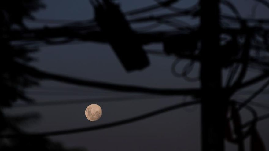 La última superluna de 2020: descubre a qué hora se verá esta noche