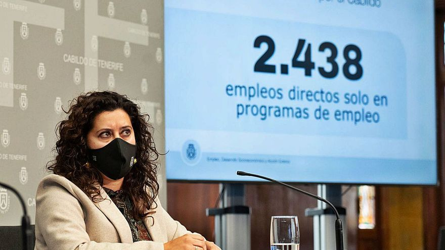 Tres nuevas 'Lanzaderas de Empleo' para Adeje, Garachico y La Victoria