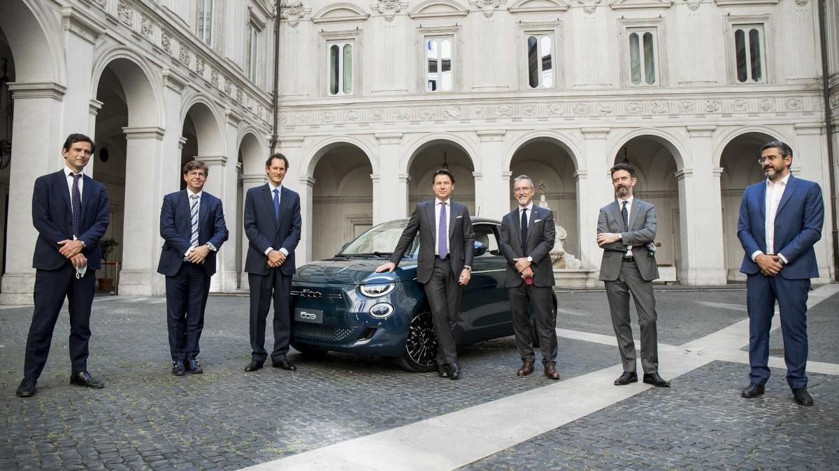 El Fiat 500 se presenta en sociedad y abre las puertas de su museo digital