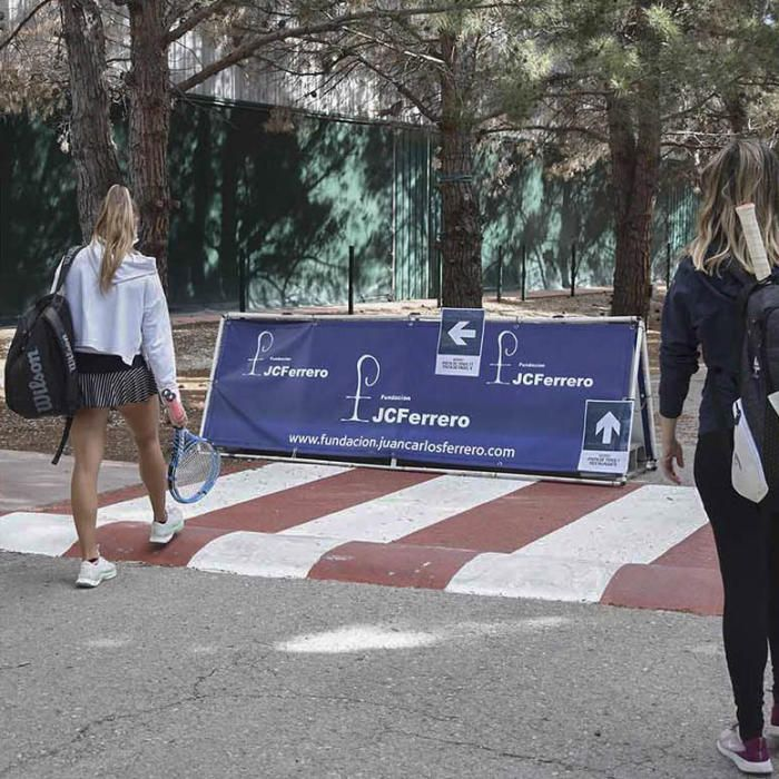 La academia de Juan Carlos Ferrero reabre sus puertas