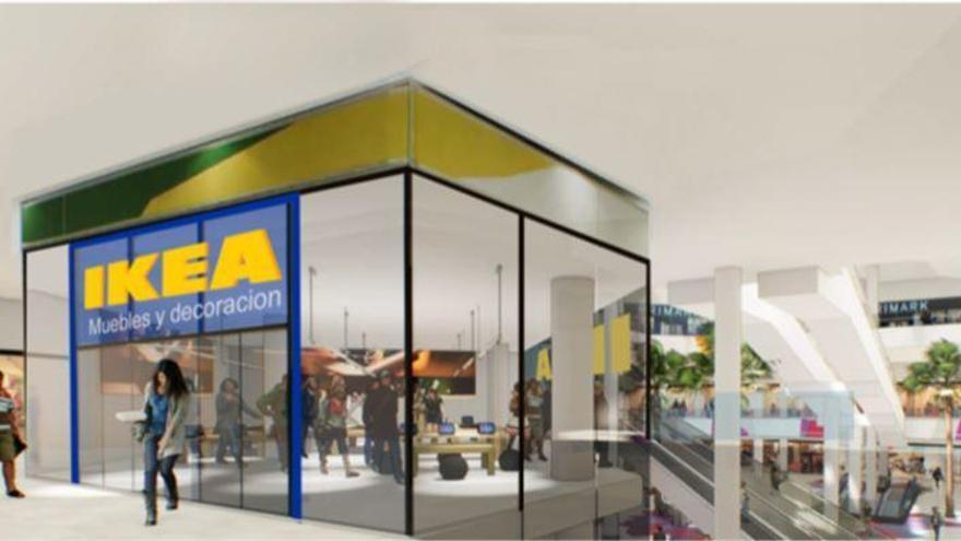 Ikea abrirá en julio un espacio de diseño en el centro