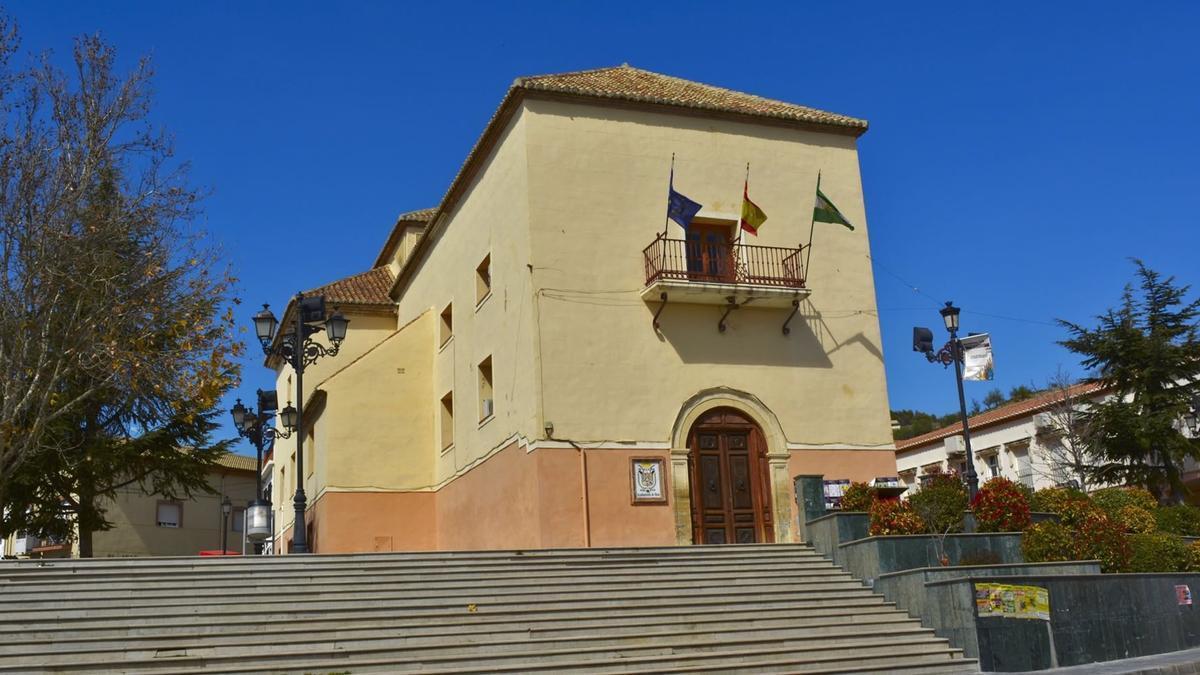 Ayuntamiento de Íllora, en imagen de archivo