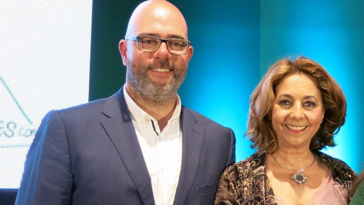 Iván García y Marían García de la Llana.