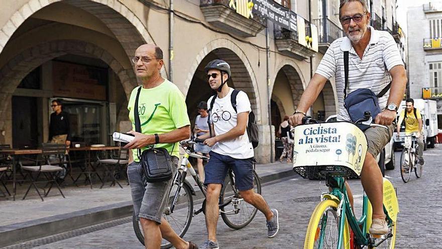 La Setmana de la Mobilitat busca conscienciar sobre les emissions