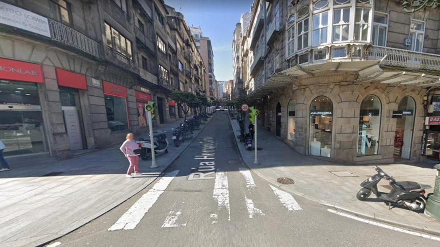 El Concello de Vigo deberá pagar 18.000 euros a una señora que se cayó en la calle