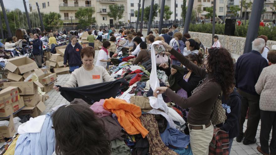 El Rastrillo de Son Dameto ayudará este año a las víctimas de las inundaciones