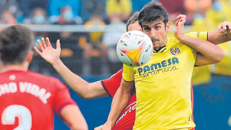 El Villarreal pendiente de las lesiones de Gerard, Trigueros y Foyth