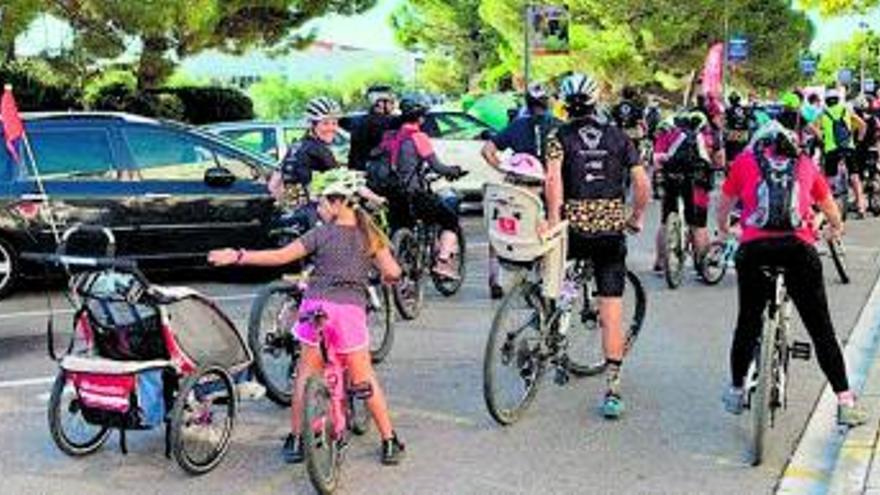 Abrera celebra la Setmana Europea de la Mobilitat amb una pedalada popular per a tota la família