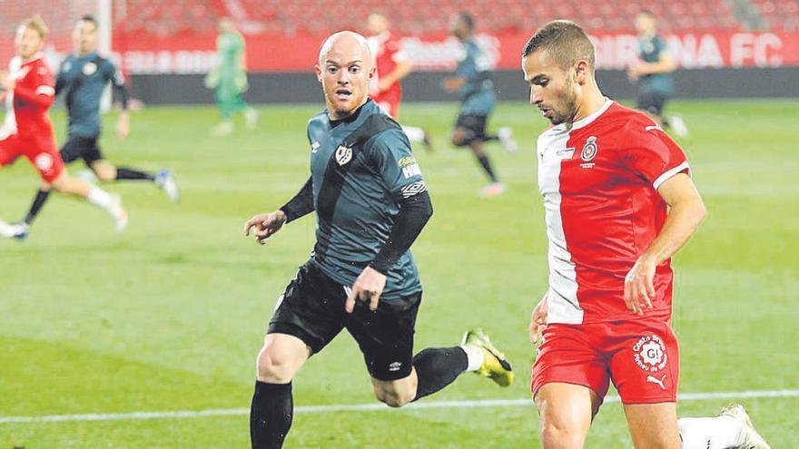 «El Girona està en bona ratxa però no depèn d'ell; nosaltres, sí»