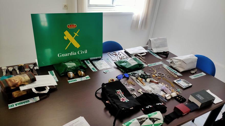 Cae un grupo criminal dedicado al tráfico de drogas, blanqueo de capitales y robos en Galicia