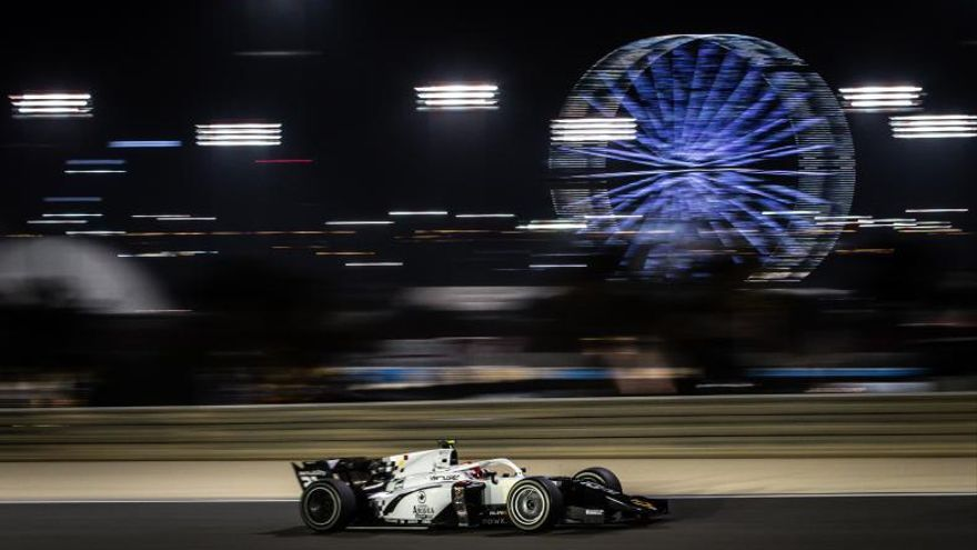 Campos Racing muestra su potencial en Baréin