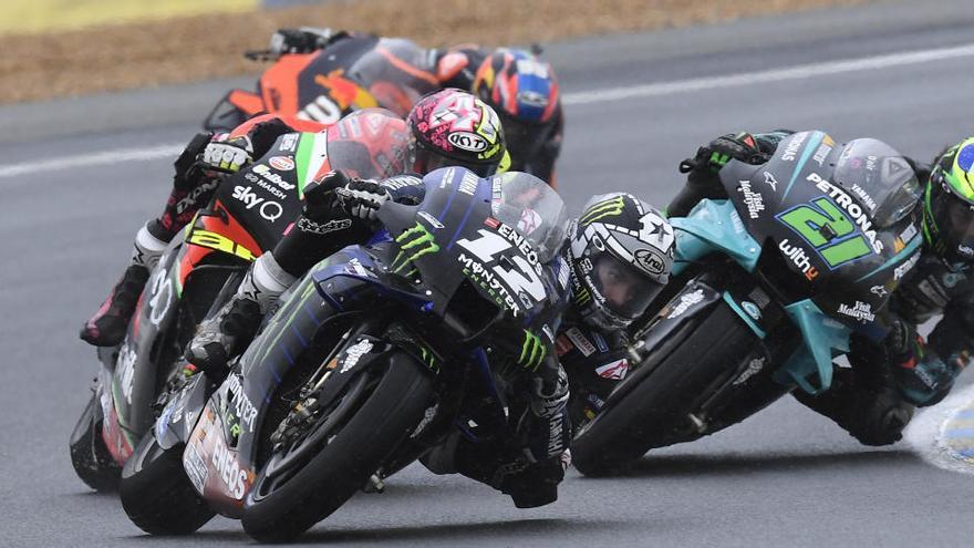Horarios de MotoGP: Gran Premio de Aragón en el circuito de Motorland