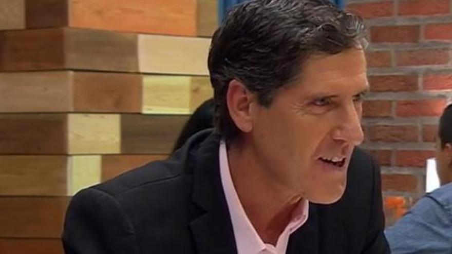 Un exjugador del Real Oviedo busca el amor en First Dates