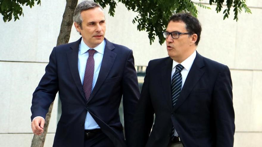 La Audiencia Nacional investiga al entorno de Puigdemont por el Tsunami Democràtic