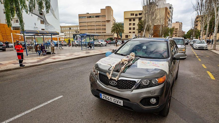 Crean una plataforma de trabajadores públicos contra «el inmovilismo político» en Baleares